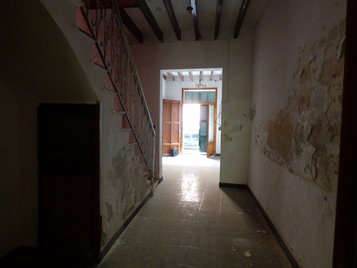 Planta baja a reformar con una altura y techo libre sa pobla pueblo - imagenInmueble9