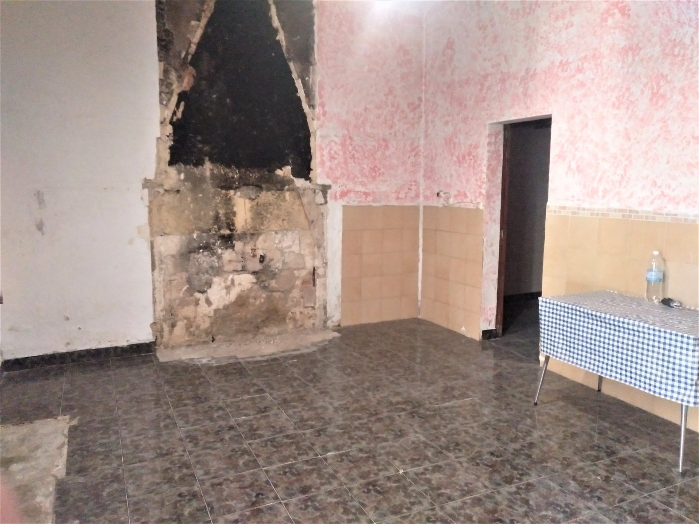 Planta baja a reformar con una altura y techo libre sa pobla pueblo - imagenInmueble12