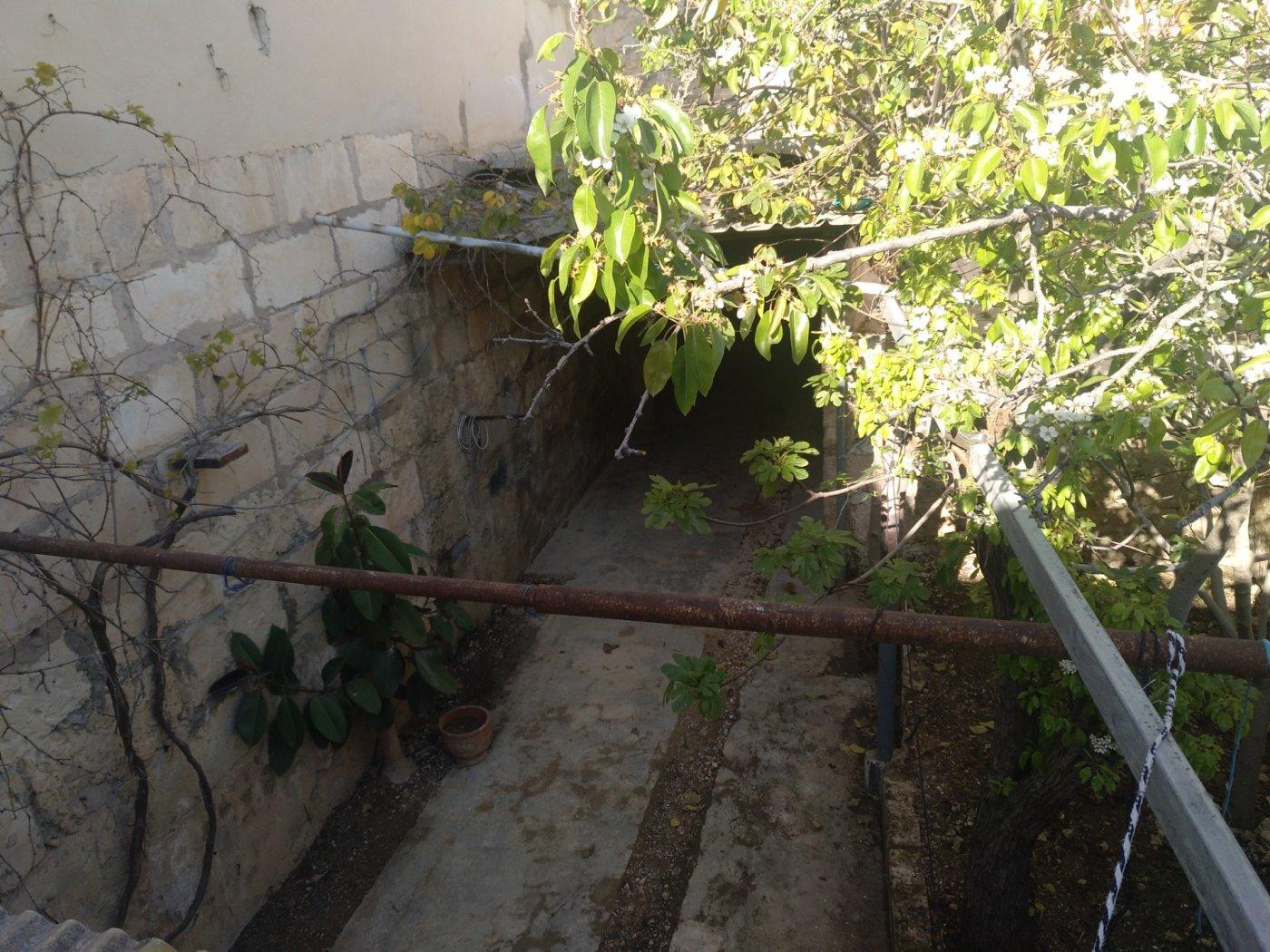 Planta baja a reformar con una altura y techo libre sa pobla pueblo - imagenInmueble16