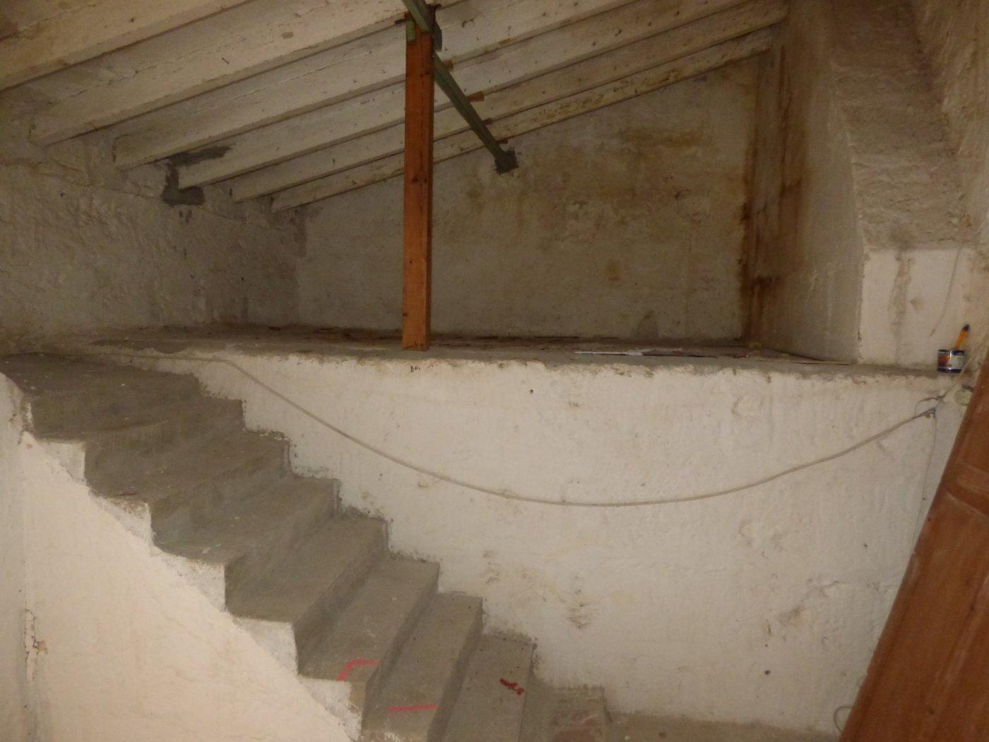 Planta baja a reformar con una altura y techo libre sa pobla pueblo - imagenInmueble22