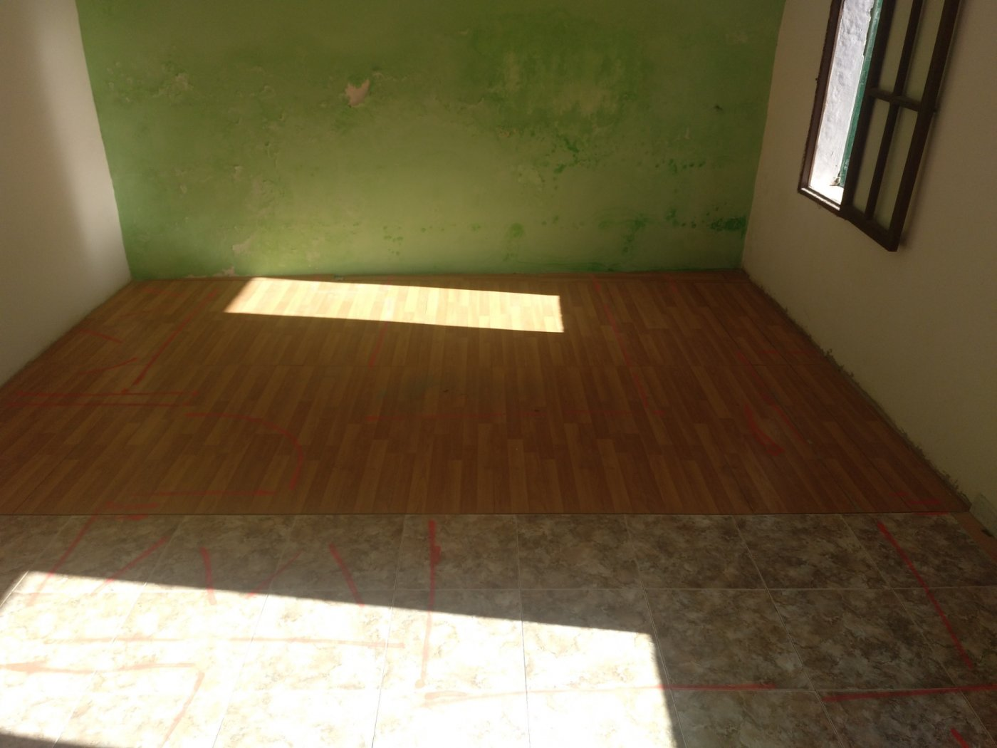 Planta baja a reformar con una altura y techo libre sa pobla pueblo - imagenInmueble24