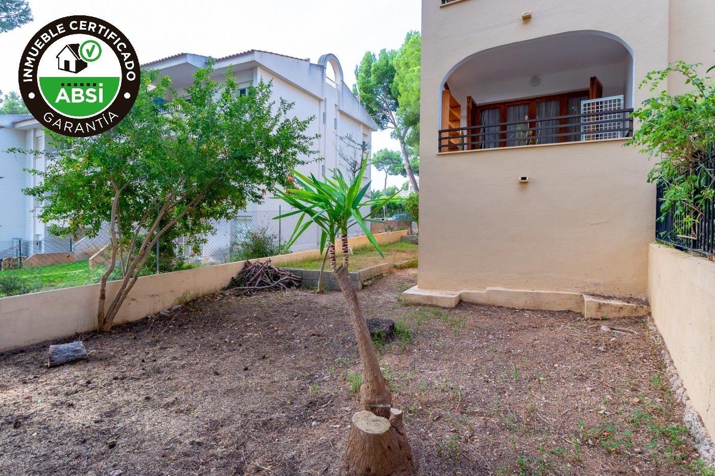 Sta ponsa!!!magnifica planta baja de 2 habitaciones con 70m2 de jardin y terraza! - imagenInmueble0