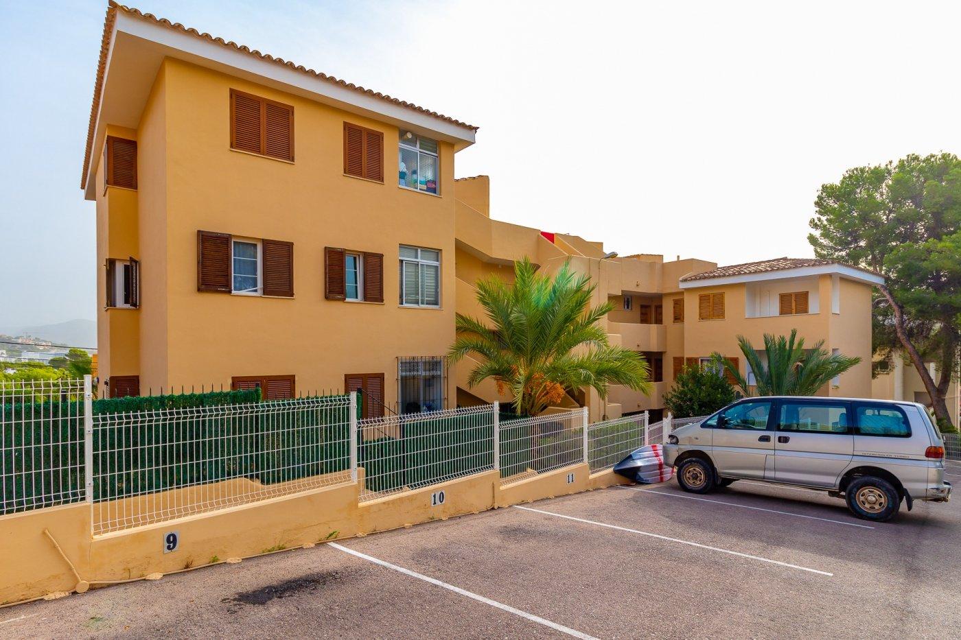 Sta ponsa!!!magnifica planta baja de 2 habitaciones con 70m2 de jardin y terraza! - imagenInmueble29