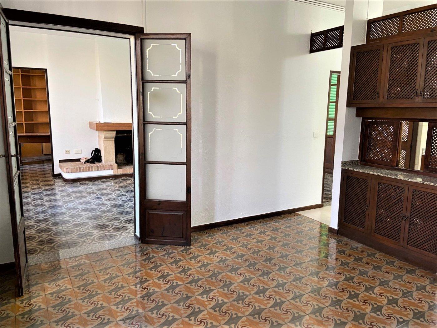Zona centro ? plaza quadrado, ¡¡precioso y emblemÁtico piso en alquiler con parking y tras - imagenInmueble22