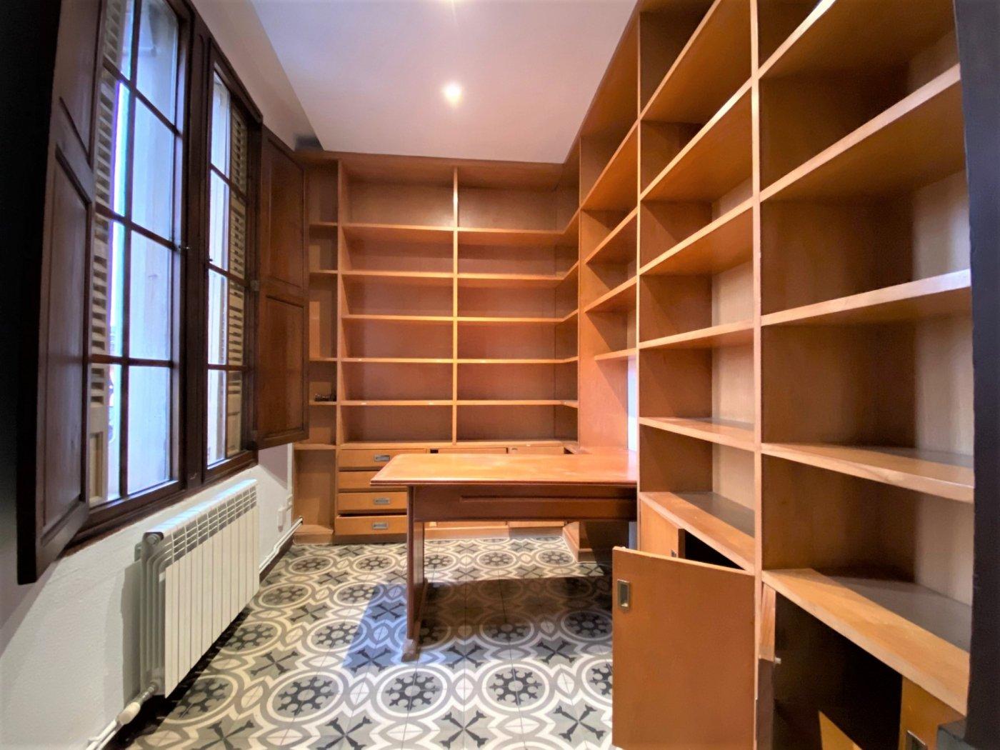 Zona centro ? plaza quadrado, ¡¡precioso y emblemÁtico piso en alquiler con parking y tras - imagenInmueble29