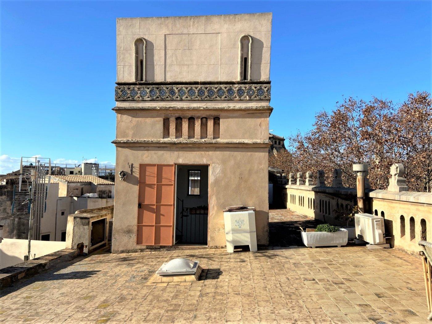 Zona centro ? plaza quadrado, ¡¡precioso y emblemÁtico piso en alquiler con parking y tras - imagenInmueble32