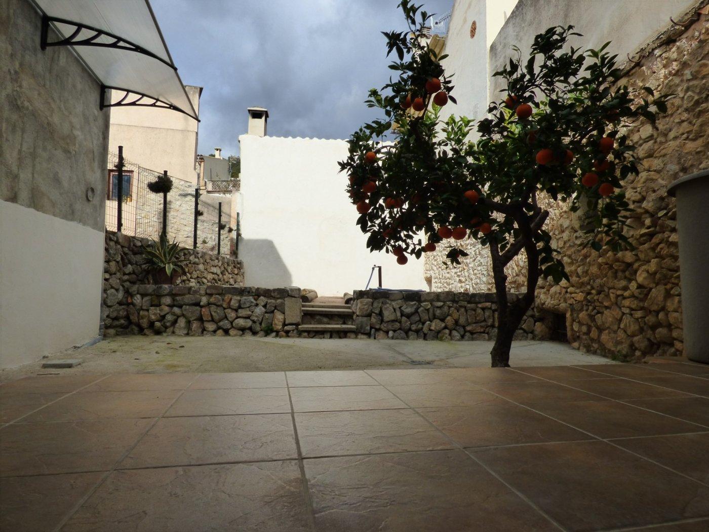 Casa de pueblo reformada mancor del vall - imagenInmueble31
