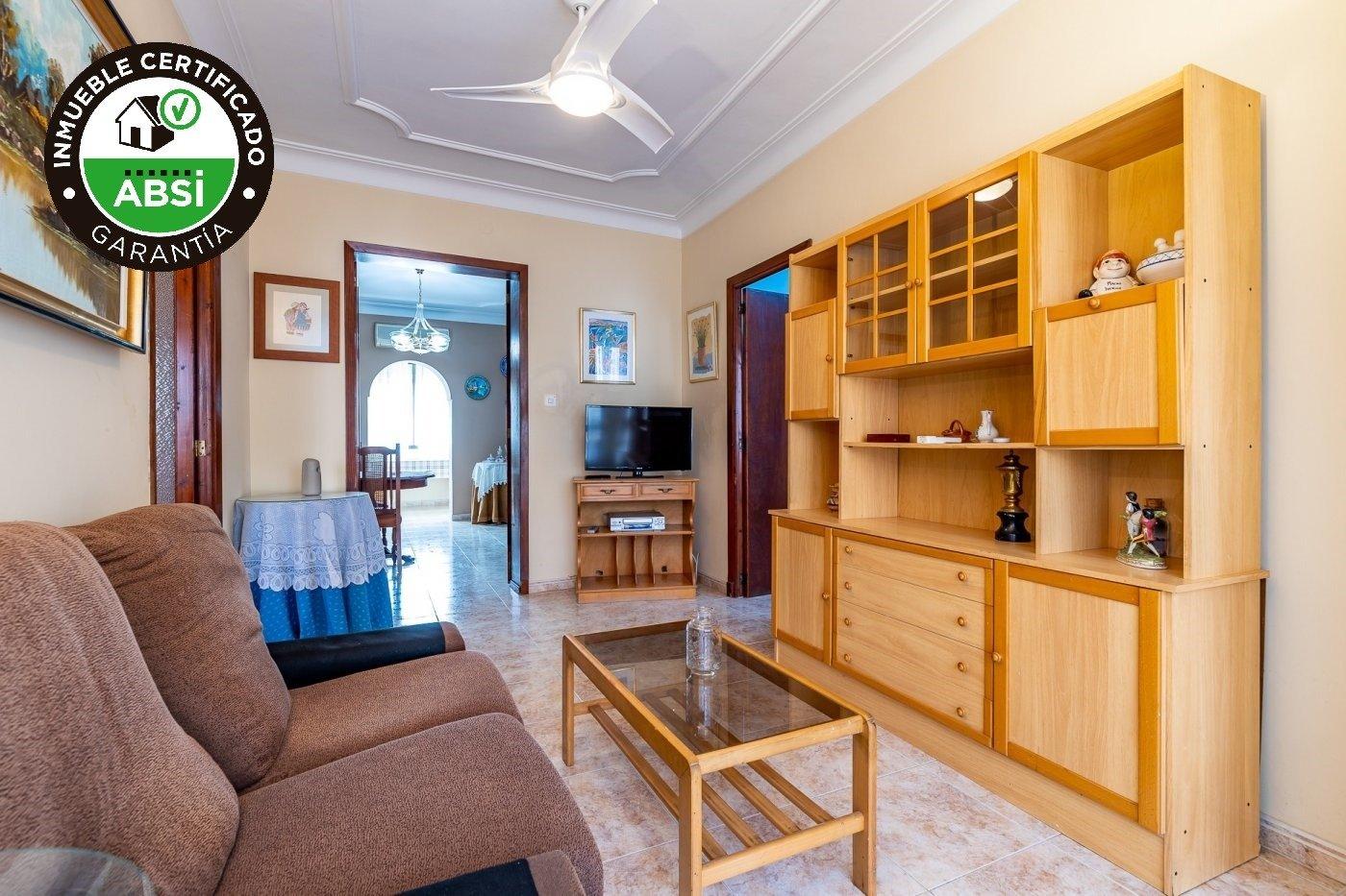 Primer piso de 107 m² de superficie en buen estado en la zona de camp redó, palma de mallo - imagenInmueble0