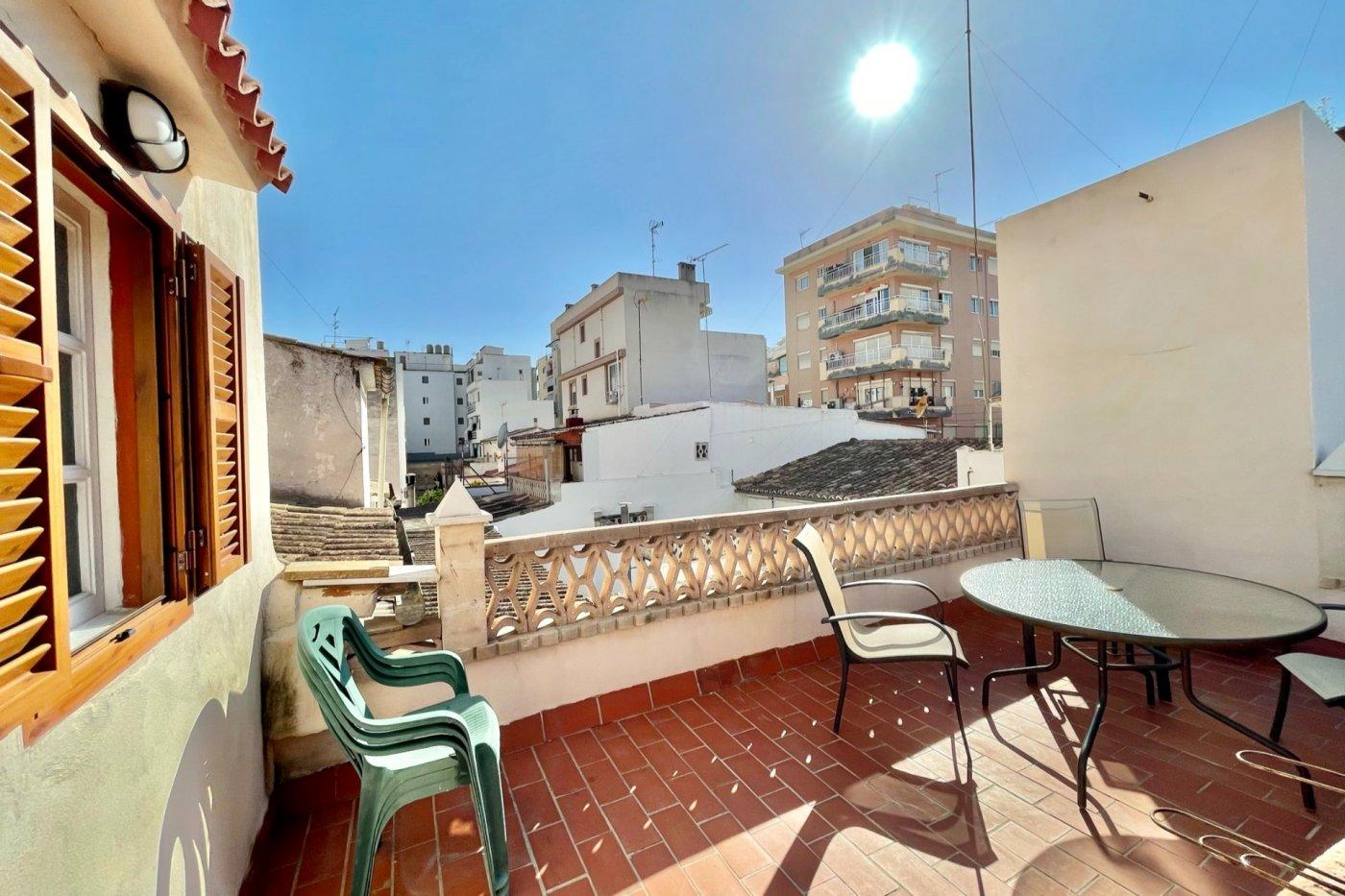 Piso amueblado de 57 m² de superficie con balcón, terraza y barbacoa en la zona de son cot - imagenInmueble12