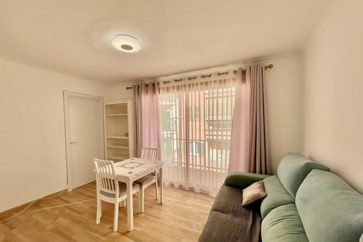 Piso amueblado de 57 m² de superficie con balcón, terraza y barbacoa en la zona de son cot - imagenInmueble1