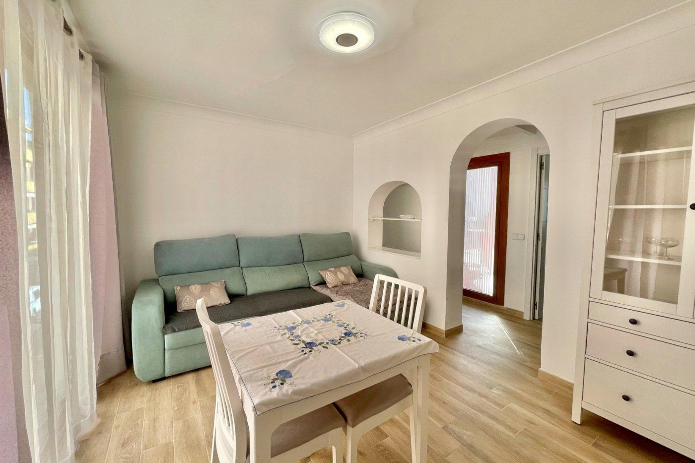 Piso amueblado de 57 m² de superficie con balcón, terraza y barbacoa en la zona de son cot - imagenInmueble2