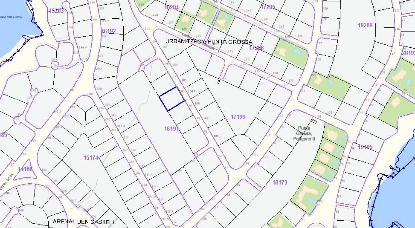 Zona es mercadal(mahon) parcela urbanizable, 750m - imagenInmueble3