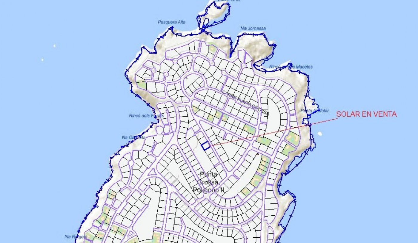 Zona es mercadal(mahon) parcela urbanizable, 750m - imagenInmueble4
