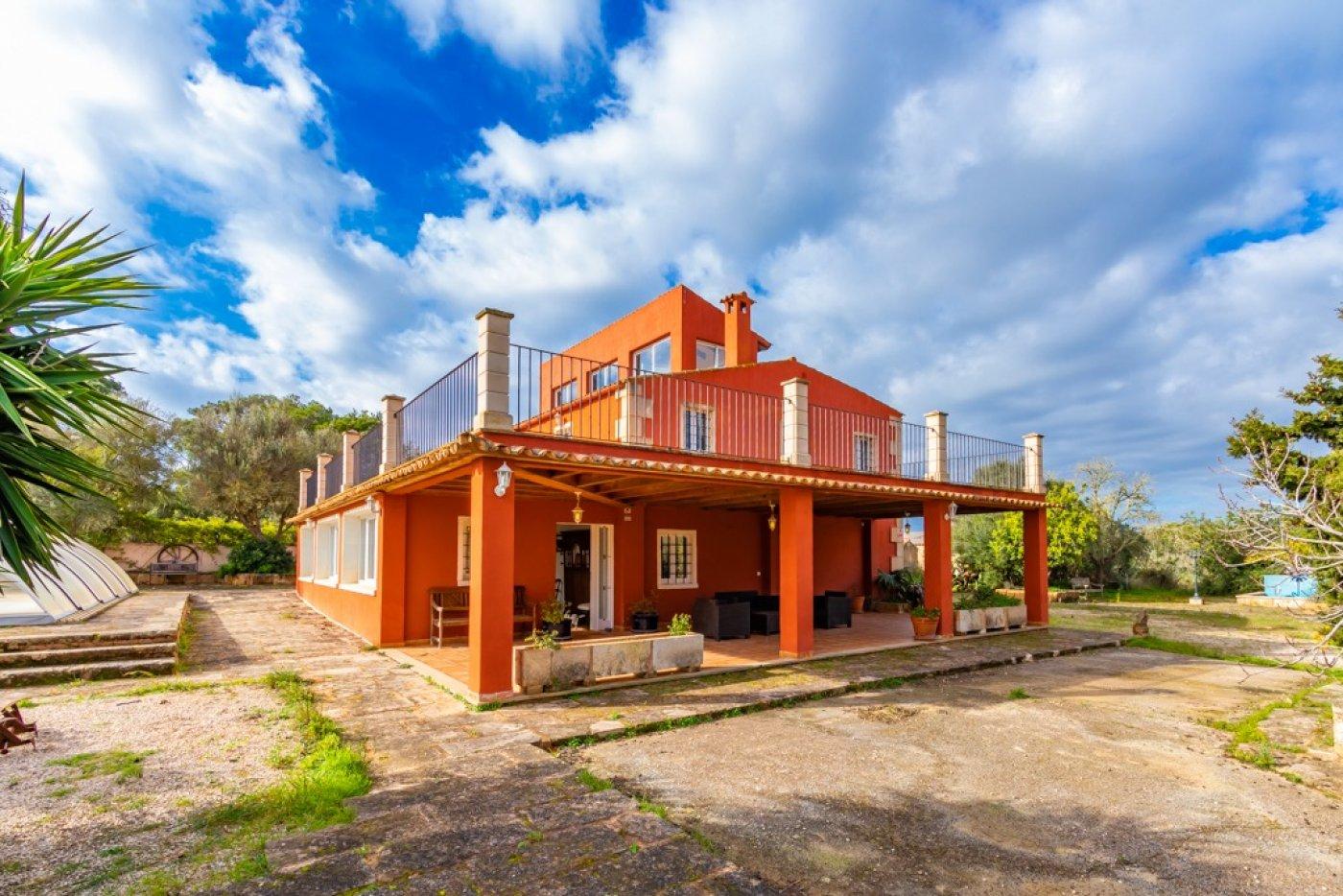 Magnifica villa en ses salines - can somni - ideal inversores turÍsticos - imagenInmueble0