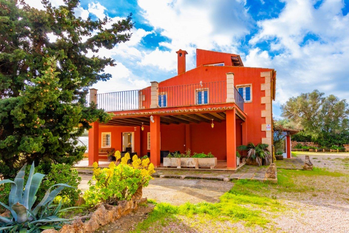 Magnifica villa en ses salines - can somni - ideal inversores turÍsticos - imagenInmueble1