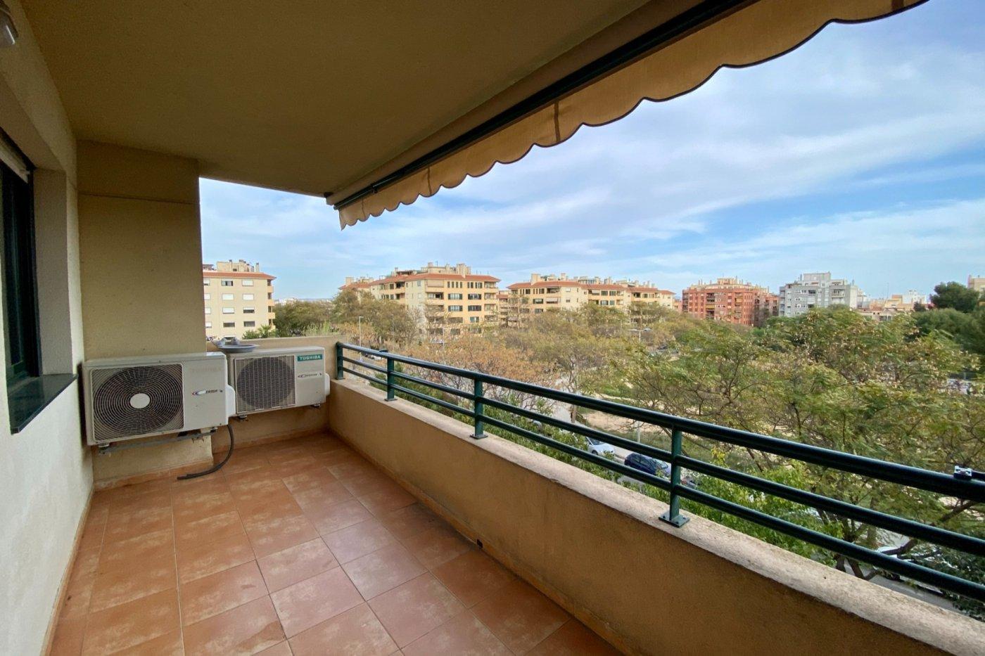 Piso sin muebles de 105 m² de superficie en zona residencial de son cotoner, palma de mall - imagenInmueble16