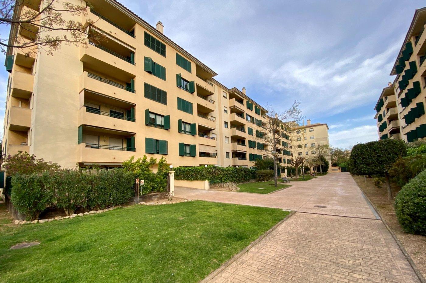 Piso sin muebles de 105 m² de superficie en zona residencial de son cotoner, palma de mall - imagenInmueble19