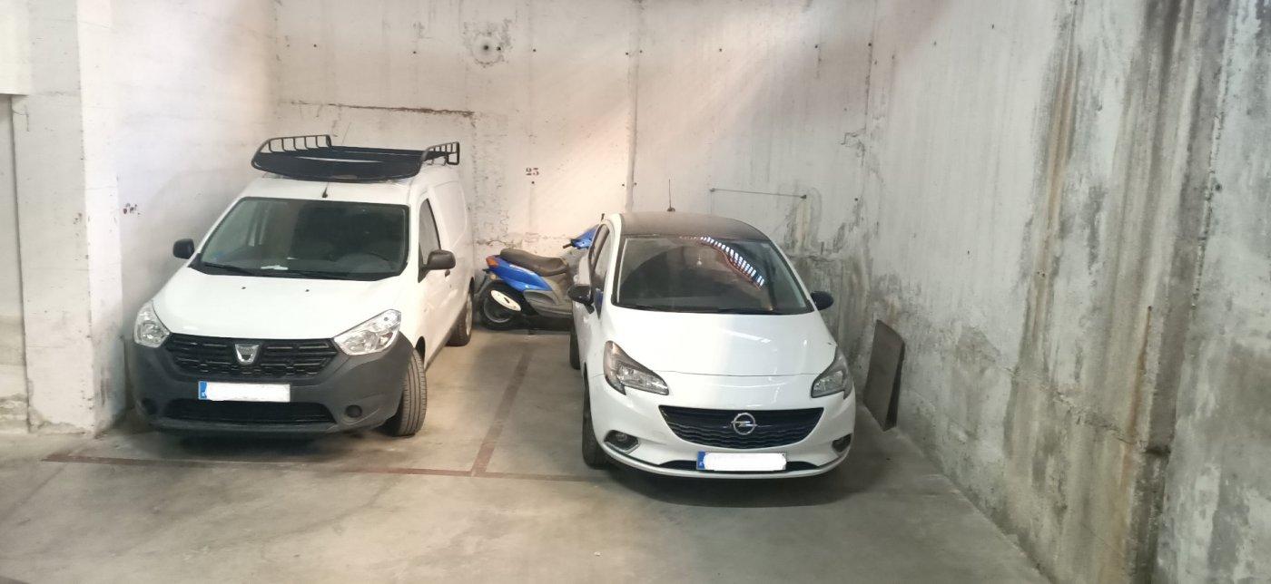 Oportunidad!!! dos plazas de aparcamiemto por el precio de una!!!! - imagenInmueble1