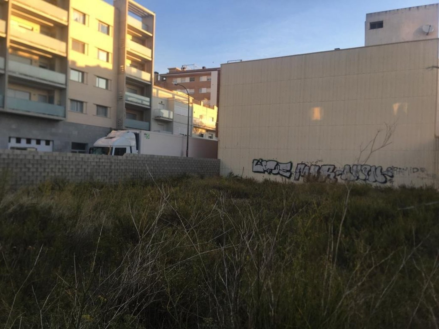 Parcela rústica en venta en Reus