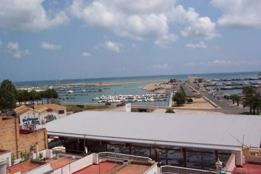 penthouses alquiler in sant carles de la rapita puerto