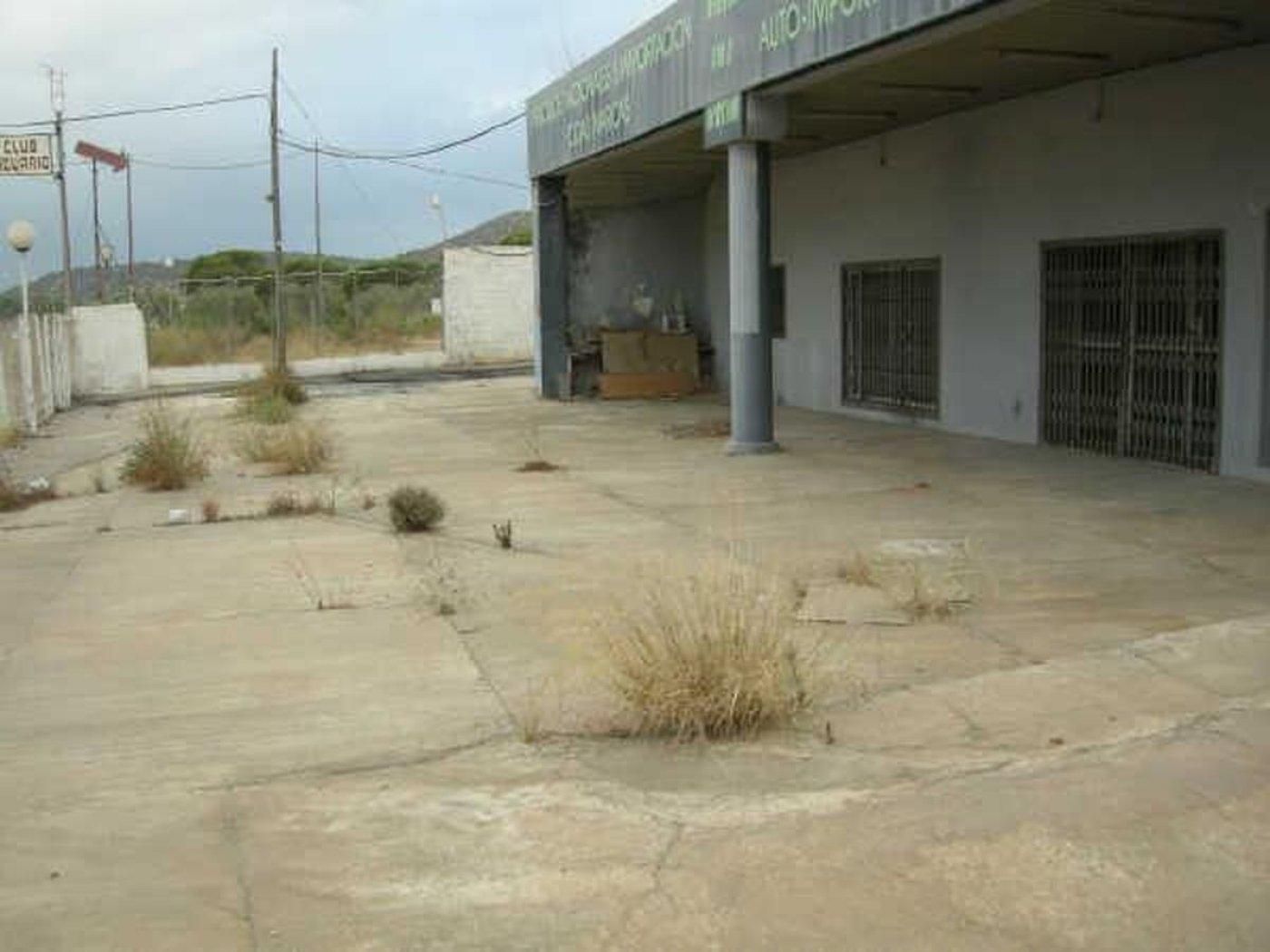 Barraca Industrial , Camp de tir, Venta - Alcanar (Tarragona)