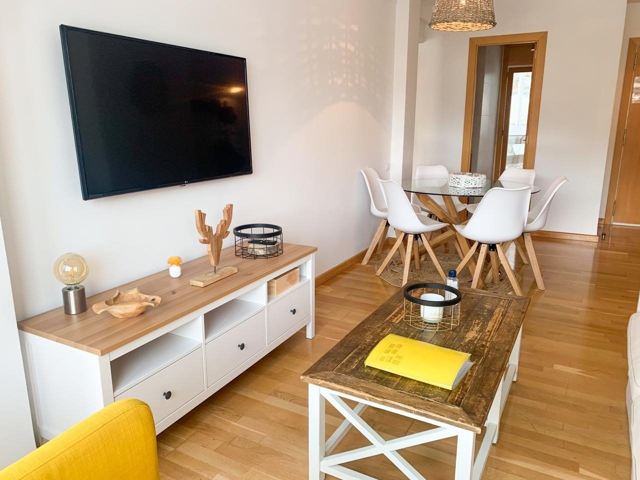 appartement en canillo · soldeu 230000€