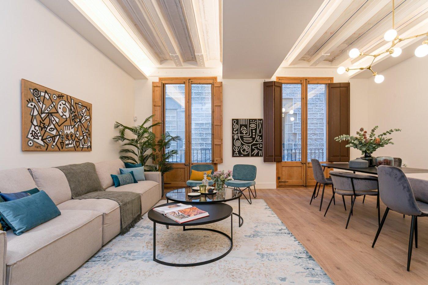 flat en barcelona · el-gotic 800000€