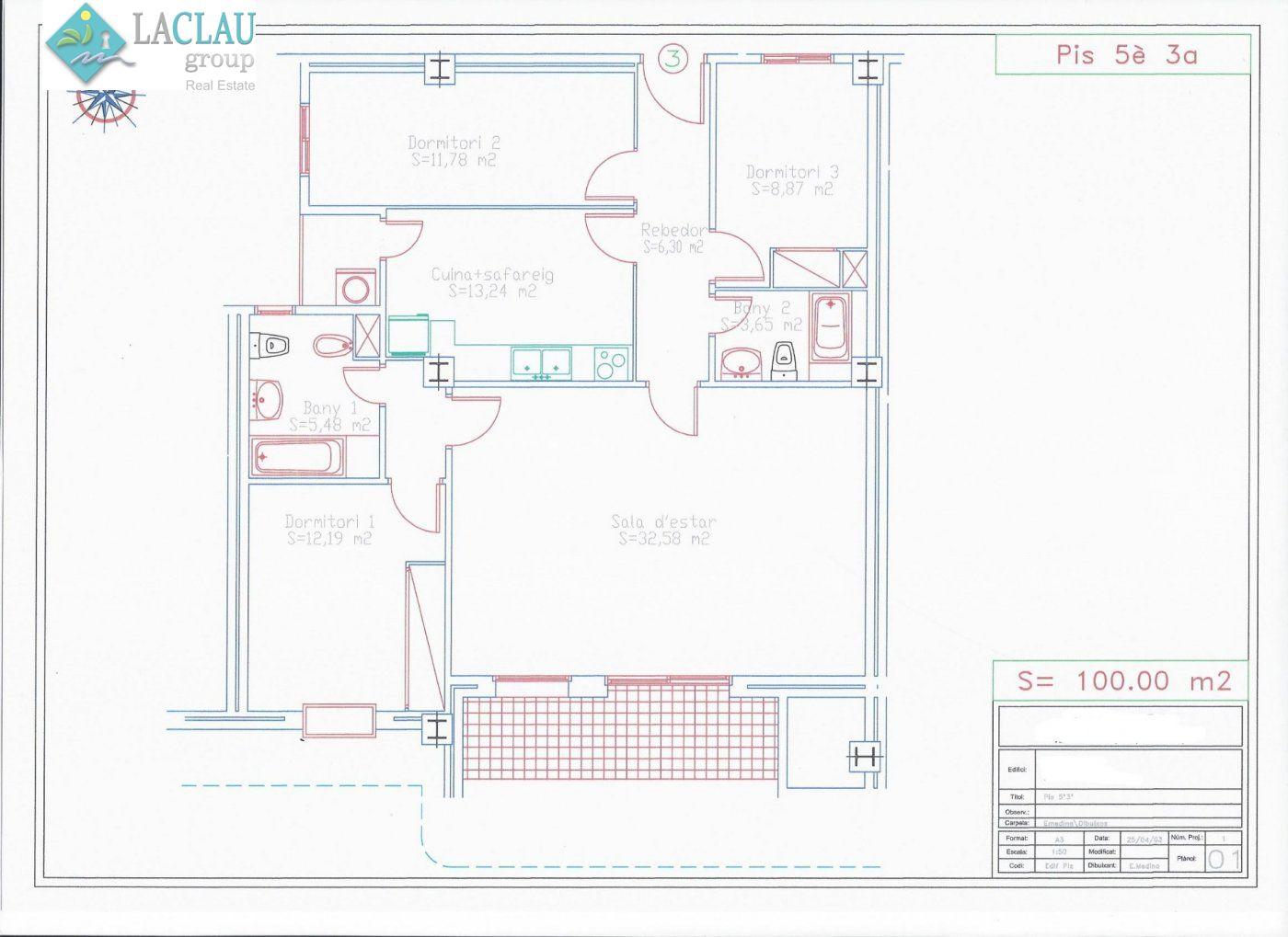 appartement en andorra-la-vella · andorra-la-vella 1100€