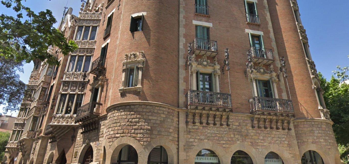 batiment en barcelona · dreta-de-l´eixample 17500000€