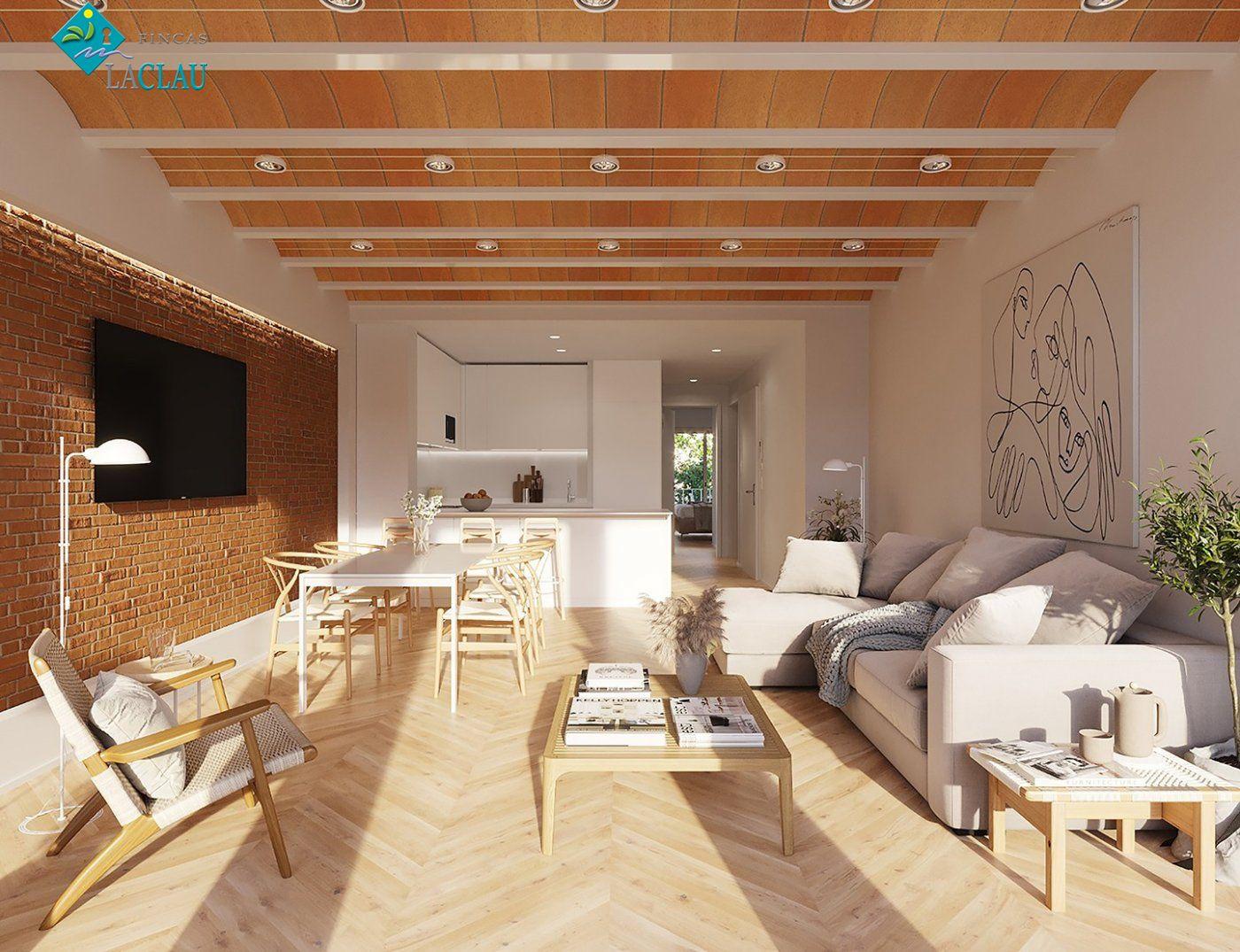 flat en barcelona · el-poble-sec 595000€