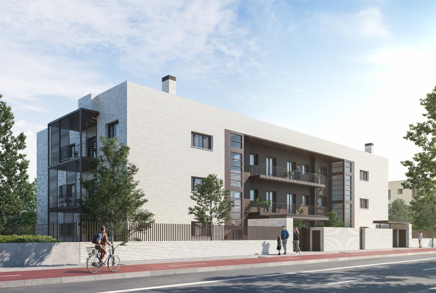 penthouse en sitges · can-pei 476500€