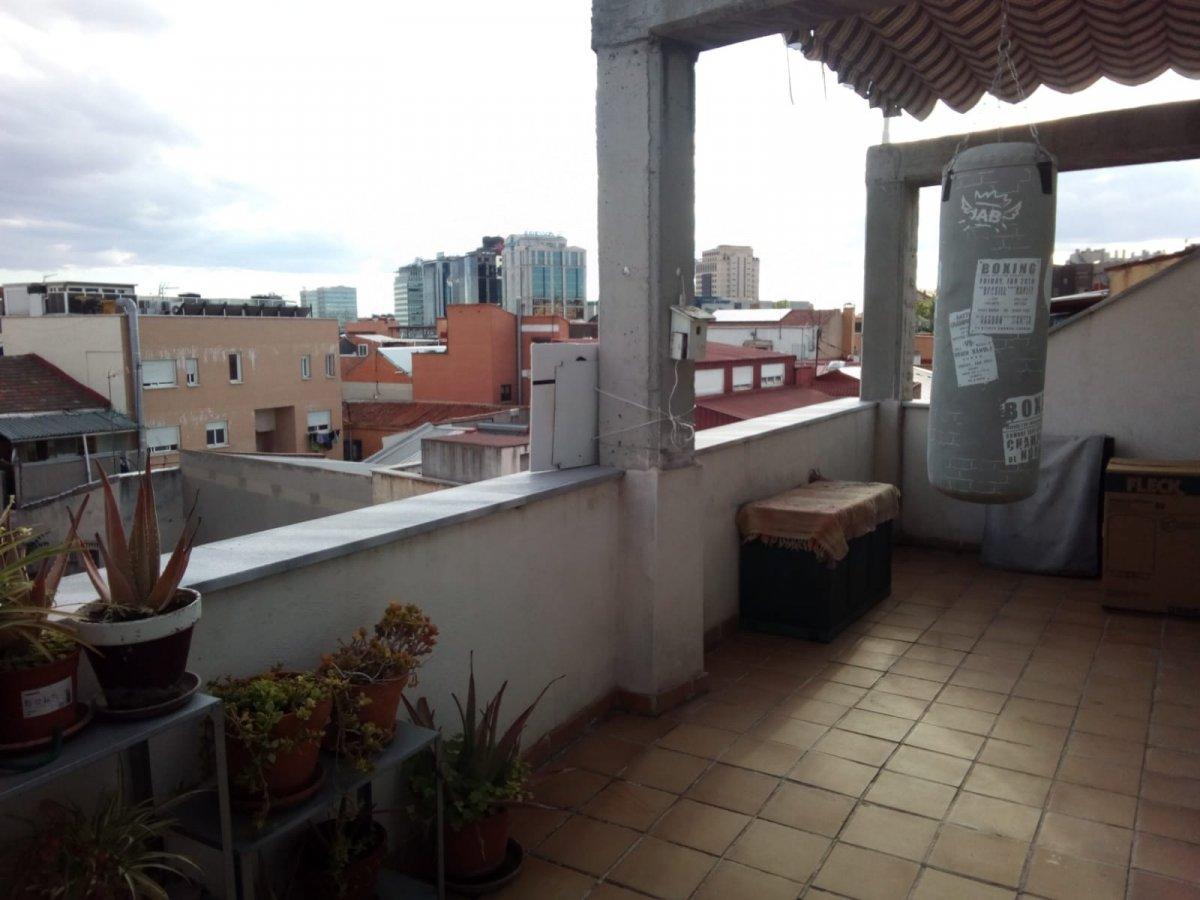 Penthouse - Rénové - Numancia - Madrid
