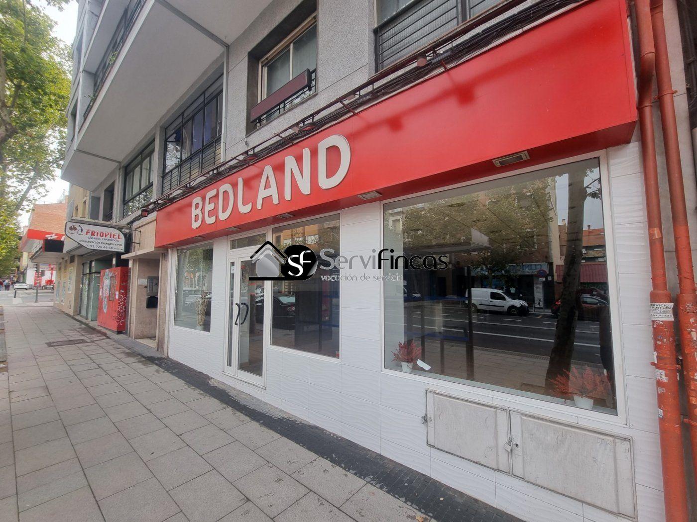 Business-premises - Good Condition - Ventas - Madrid
