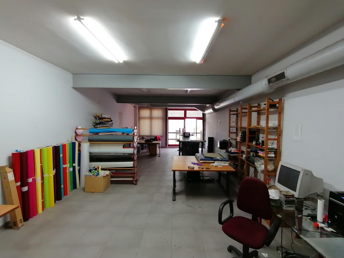Building - Good Condition - Legazpi - Madrid