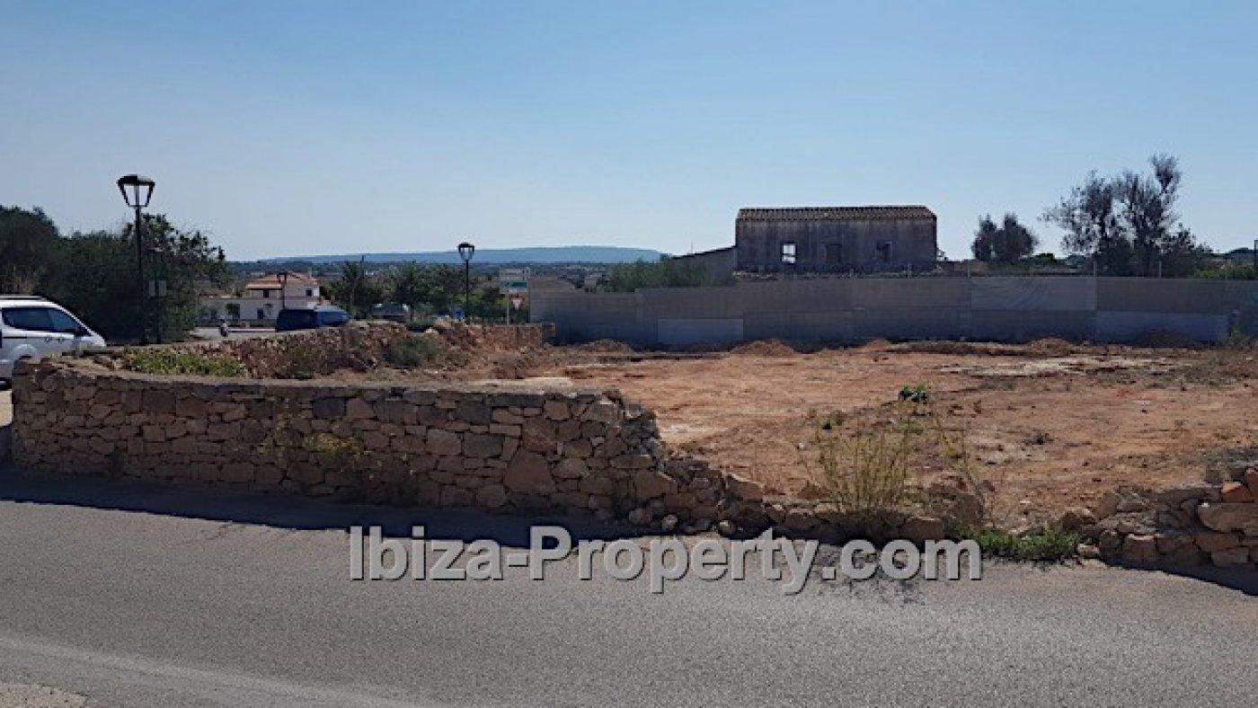 Parcela urbana en venta en Formentera