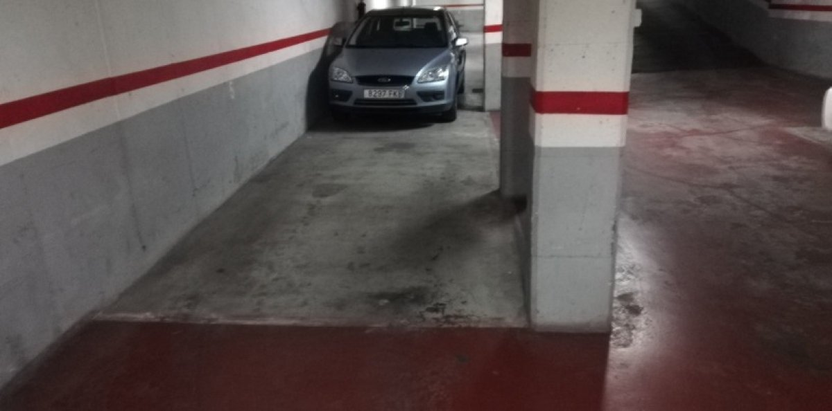 Garajes - 01617
