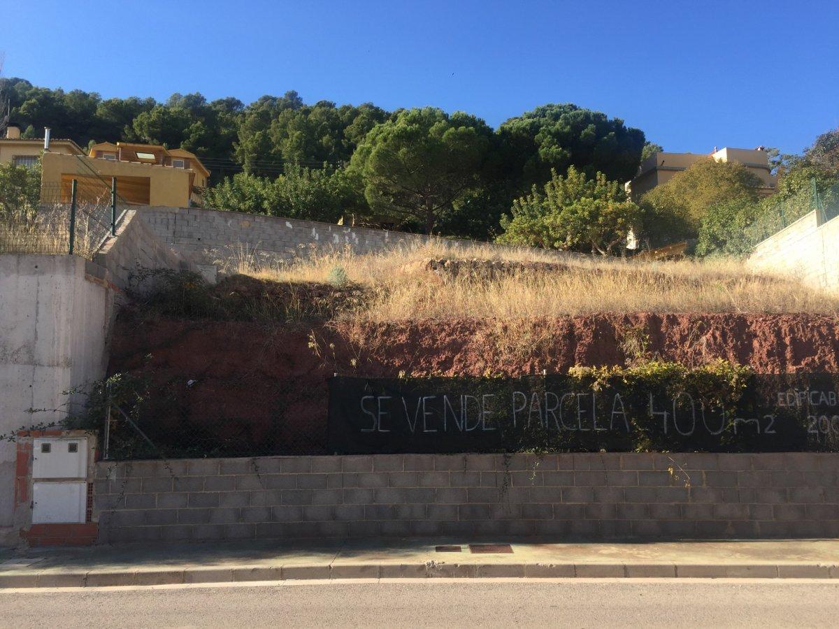 Terreno en la parte alta de Serra