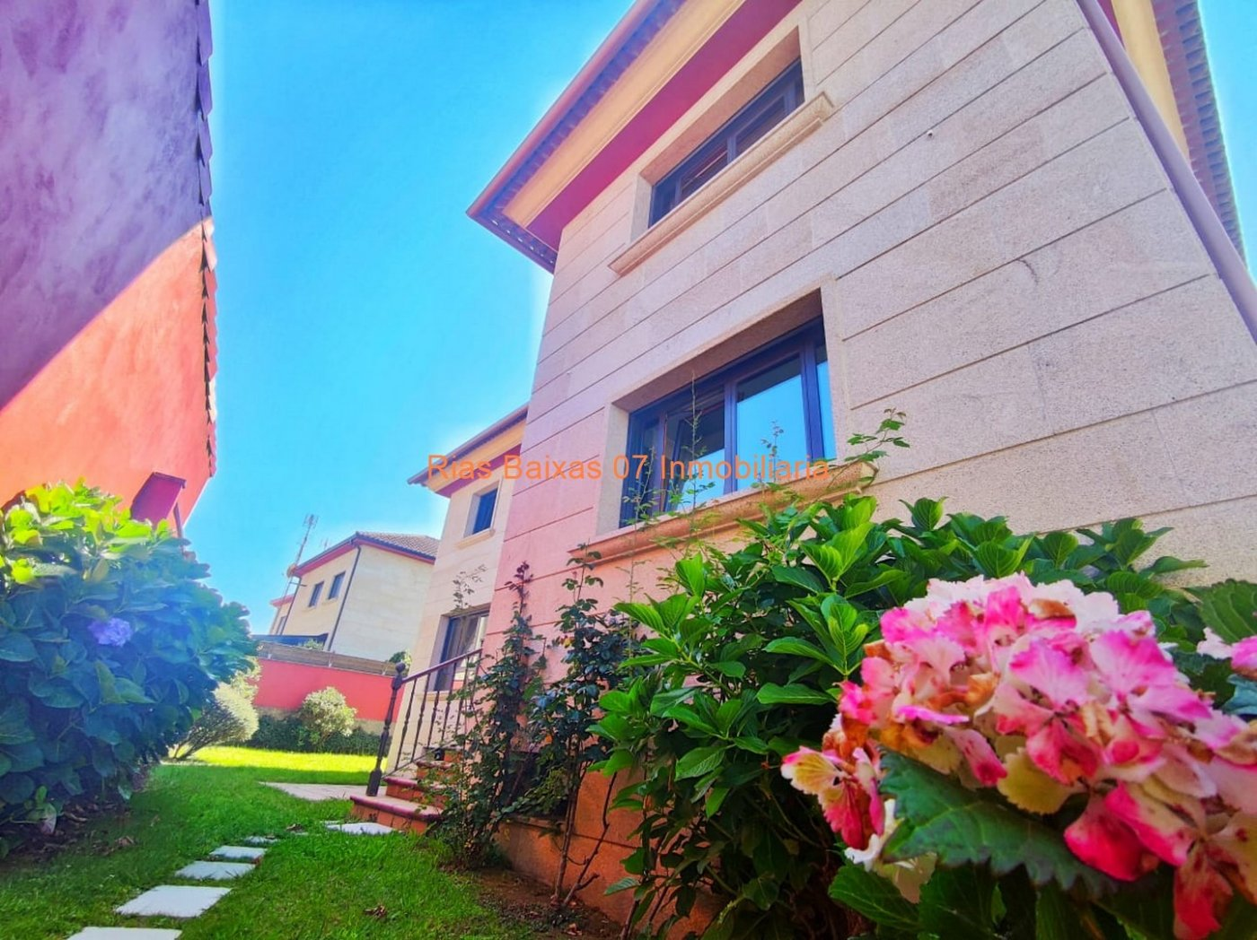 Casa en alquiler en Samil, Vigo