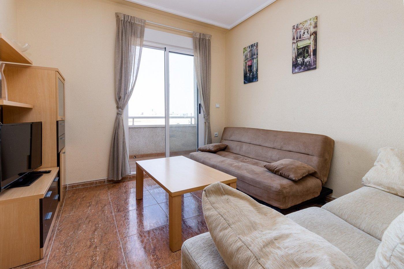1 BEDROOM APARTMENT IN EL MOLINO, TOREVIEJA