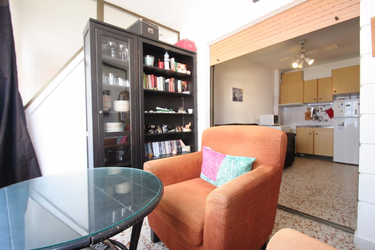 1 BEDROOM APARTMENT WITH SEA SIDE VIEWS , IN CABO CERVERA, TORREVIEJA
