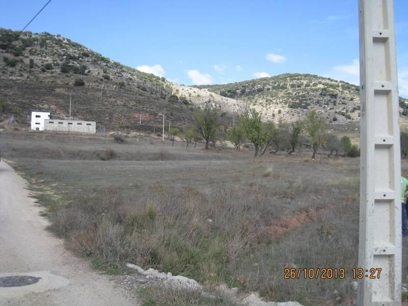 Plot for sale in Las viñas, Cañete