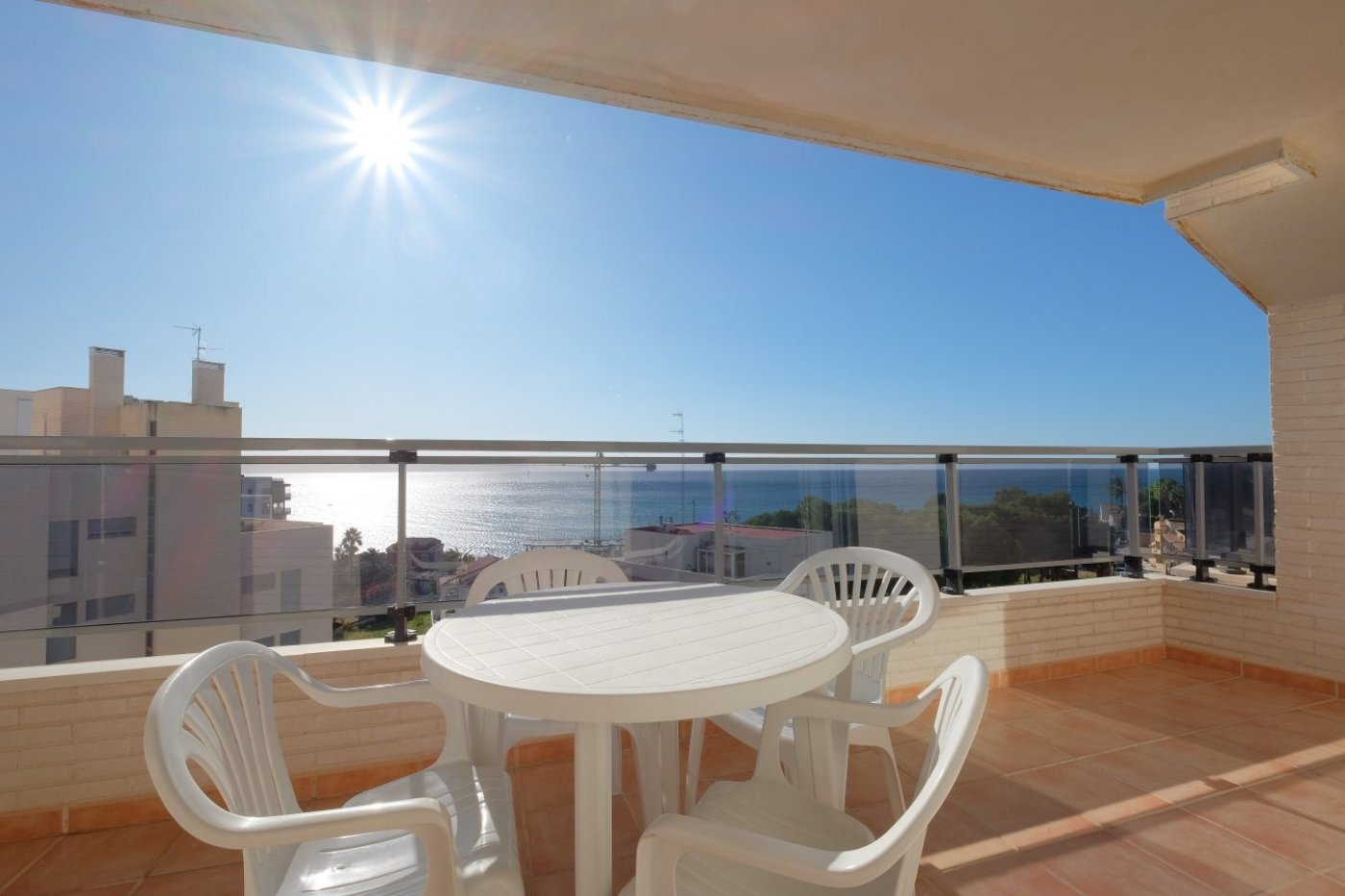 Apartment for rent in Plaza Mayor, Calpe