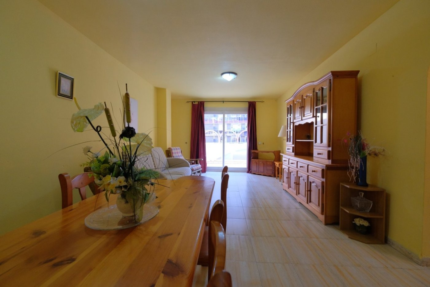 Apartment for rent in Centro, Calpe
