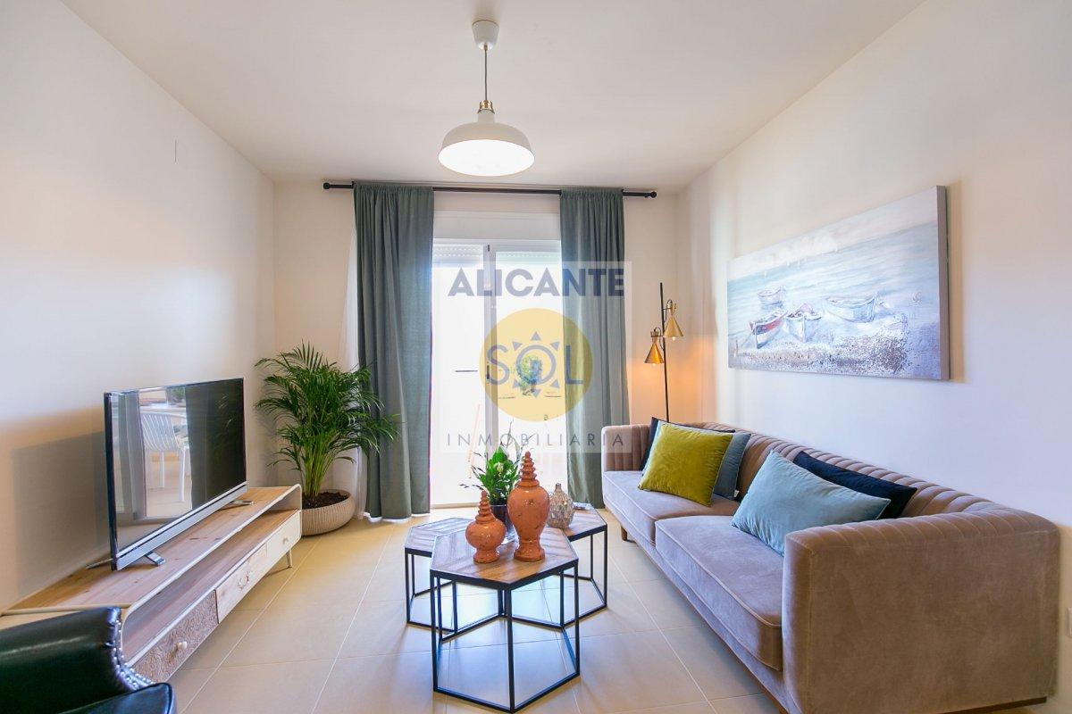 apartamento en gran-alacant · centro-comercial-ga 132500€