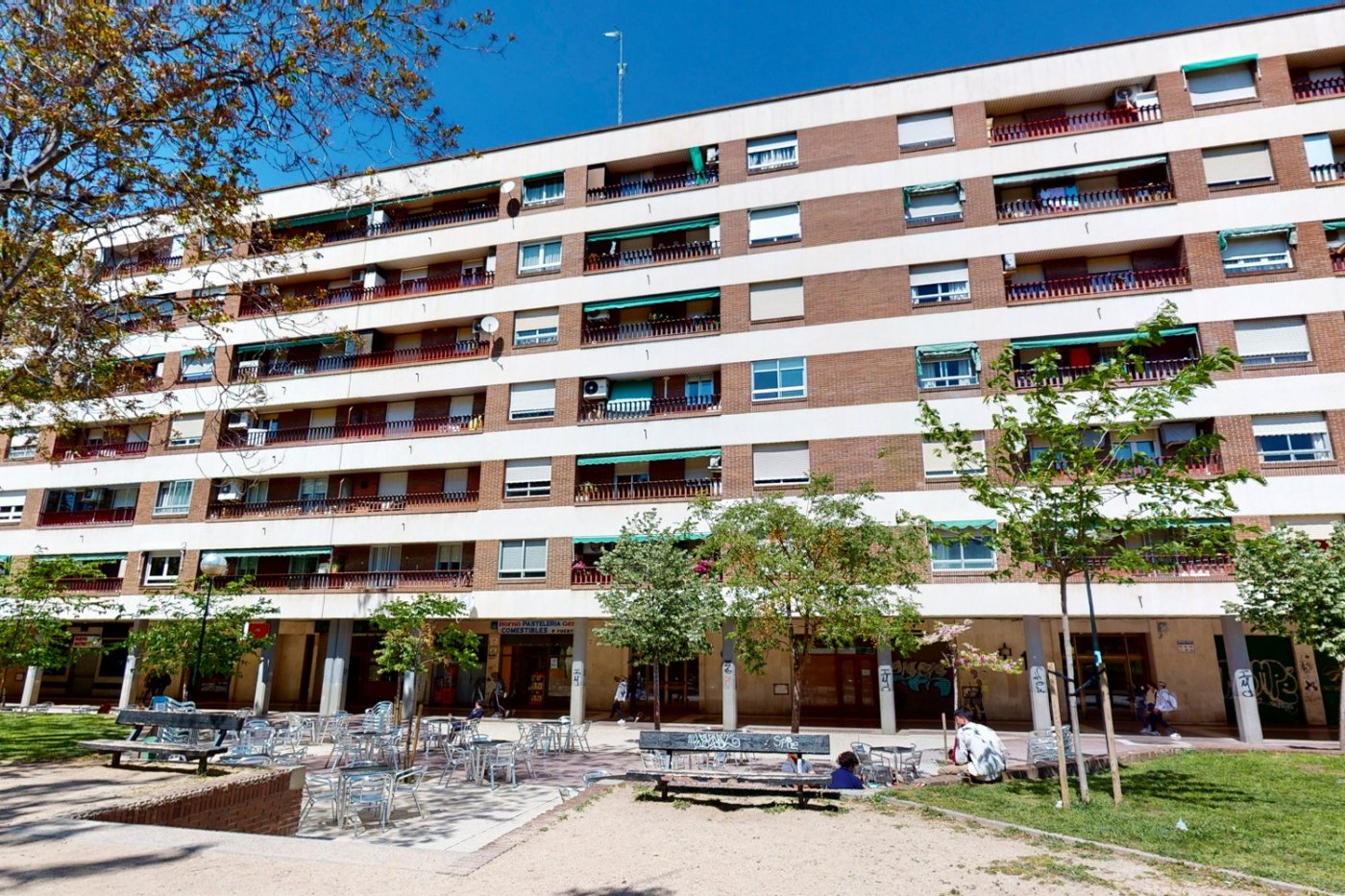 piso en zaragoza · san-jose 160000€