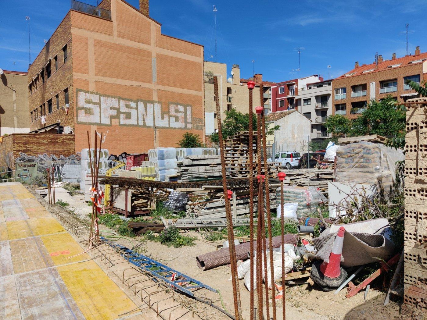 Terreno Urbano · Zaragoza · San Jose 1.700.000€€