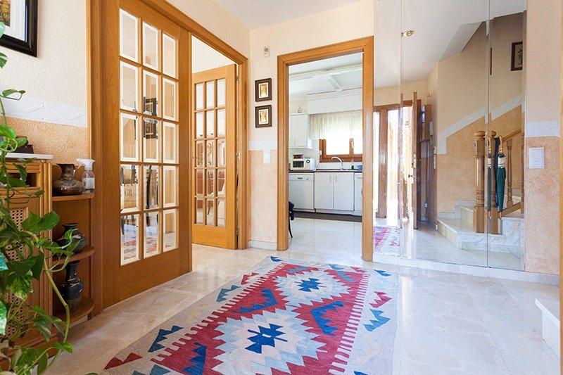 Parcela lateral de 600m2 con casa de 267m2 útiles  de vivienda mas garaje anejo de 45m2 út - imagenInmueble4