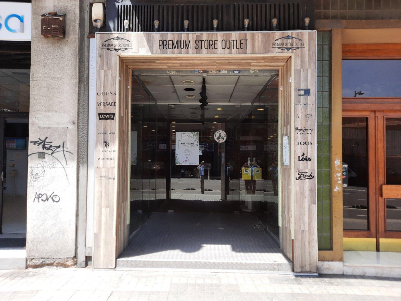 Local comercial de 80m2 útiles en avenida goya. persiana eléctrica. - imagenInmueble10