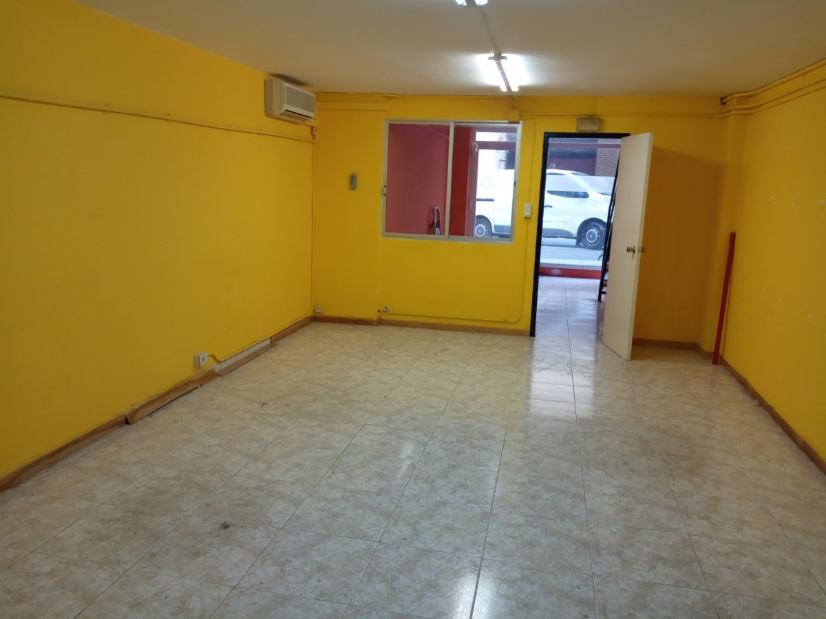 local-comercial en zaragoza · barrio-jesus 390€