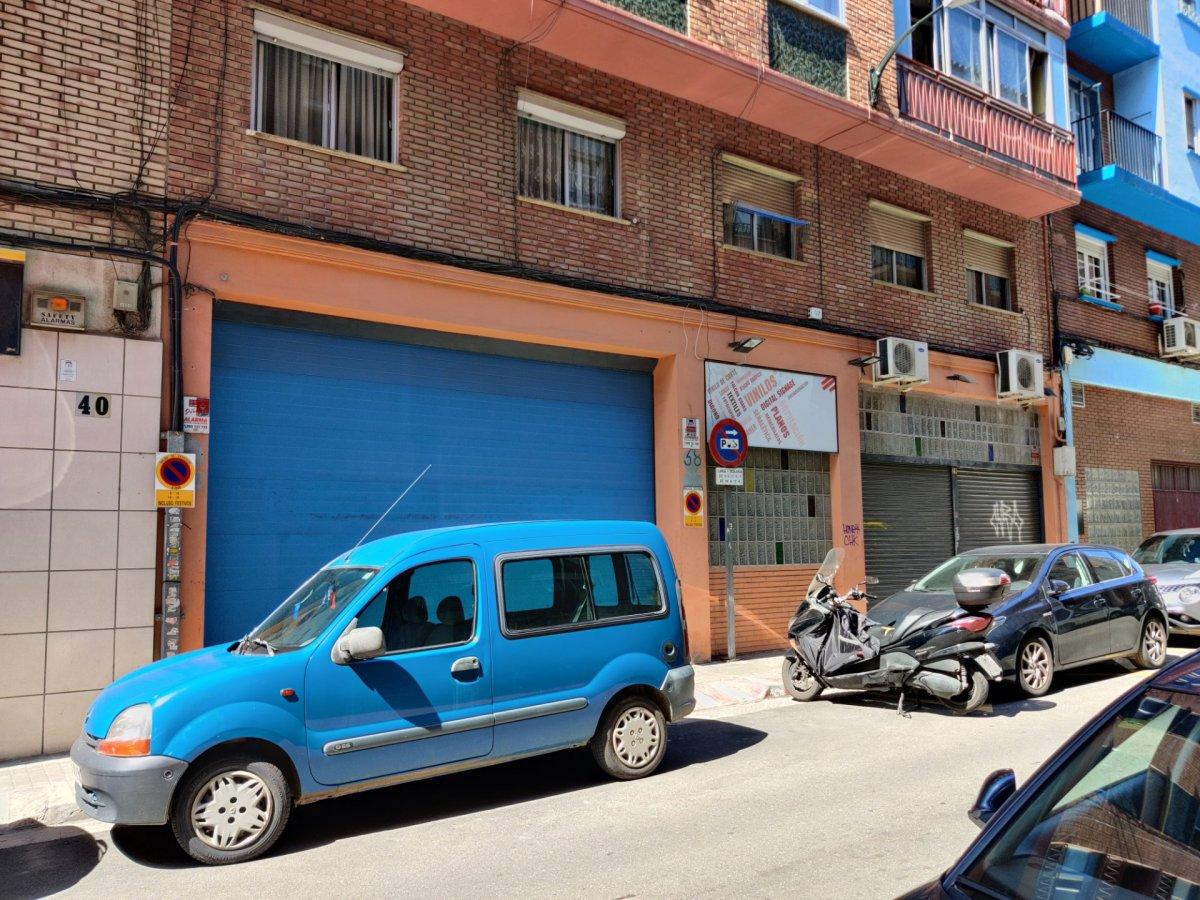 local-comercial en zaragoza · san-jose 750€